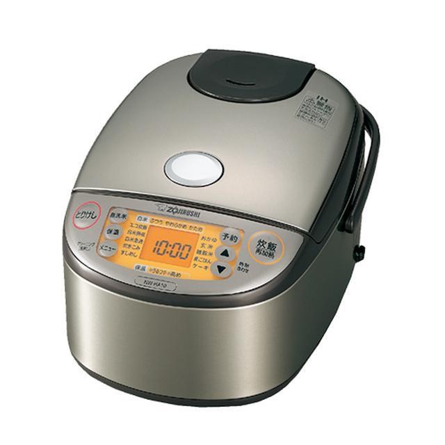 画像2: マイコン炊飯器・IH炊飯器・圧力IH炊飯器の違いは?いちばんいい方式はどれ?