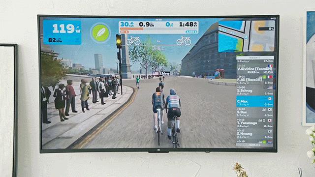 画像: AIエクササイズバイク「NEXGIMMG03」 www.makuake.com