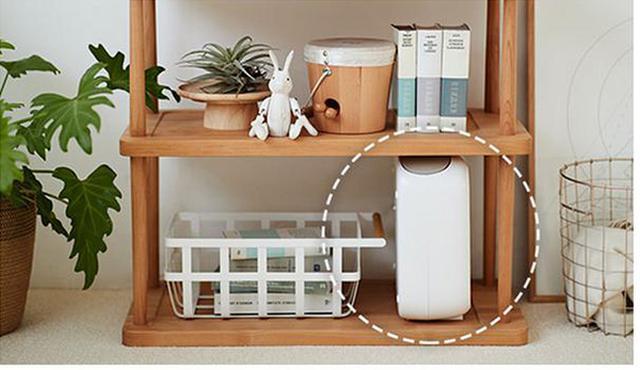 画像: 棚に置いても違和感のないデザイン。 jp.sharp