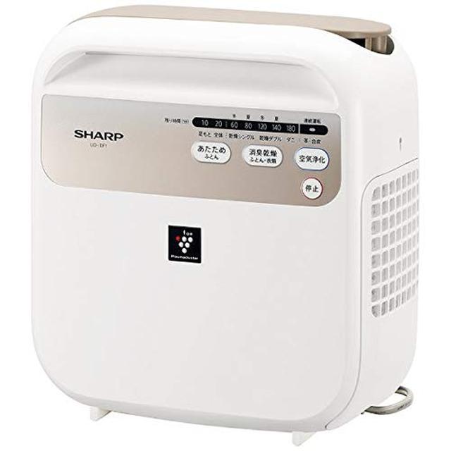 画像: 【布団乾燥機のおすすめ】ダニ対策は熱風とプラズマクラスターで安心!家中を除湿と脱臭する「シャープUD-DF1」レビュー