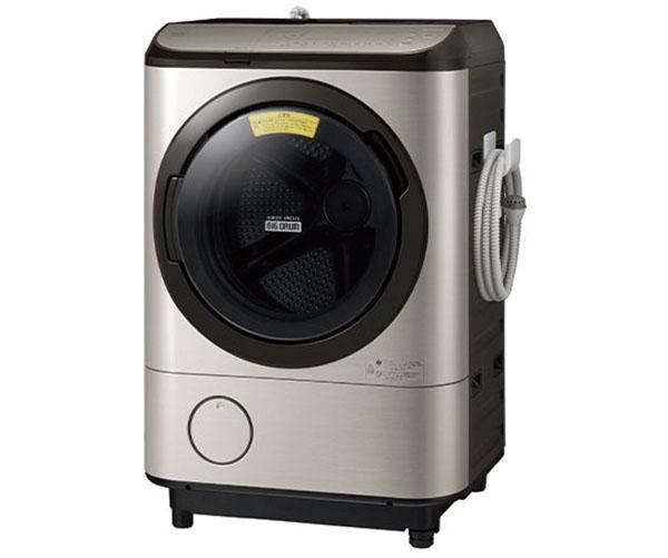 画像: メインモーターやヒーターによって温められた空気の熱を、乾燥の温風に再利用するヒートリサイクル乾燥を採用。さらに、大容量のビッグドラムで衣類を大きく舞い上げながら、効率よく乾燥する。