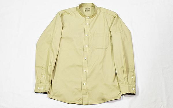 画像: いろいろなテイストで着れる万能シャツ