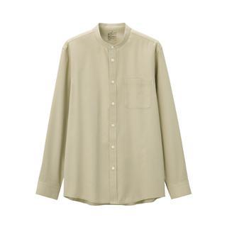 画像: 【無印良品】アイロンがけのいらないスタンドカラーシャツ購入レビュー! 思った以上に楽すぎると愛用者続出