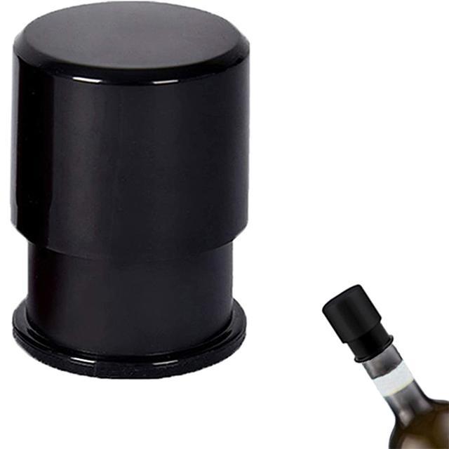 画像: FRUNEP 【最新版】ワインキャップ 酸化防止ワイン真空保存/バキュームポンプ BLACJA FRUNEP www.amazon.co.jp