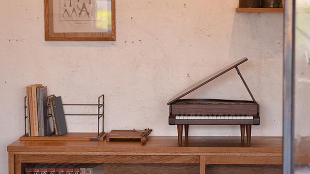 画像: 家具のような温かみのある外観は、インテリアとしても楽しめる