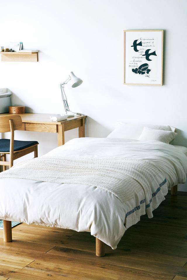 画像: 無印良品の月額定額サービス(ベッド・デスク・チェア・収納) | MUJI 無印良品