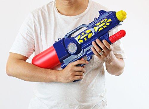 画像12: 【2021年版】大人も楽しめる最強水鉄砲おすすめ16選 威力で選ぶなら押出しポンプ型が人気!ゲームレプリカ・リアルタイプに注目