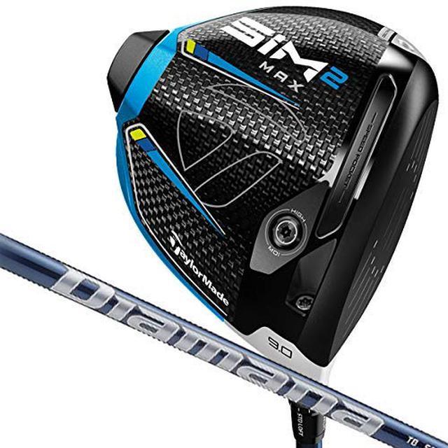 画像: 【レビュー】テーラーメイドゴルフの新作ドライバー「SIM2 MAX」を下手っぴゴルファーが試してみたら