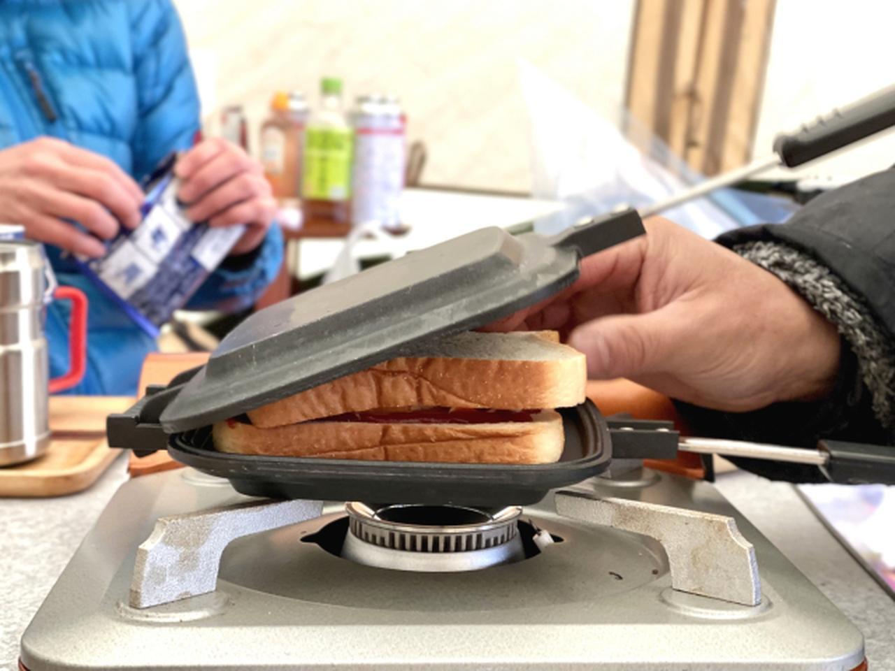 画像: 何枚切りの食パンに対応しているか