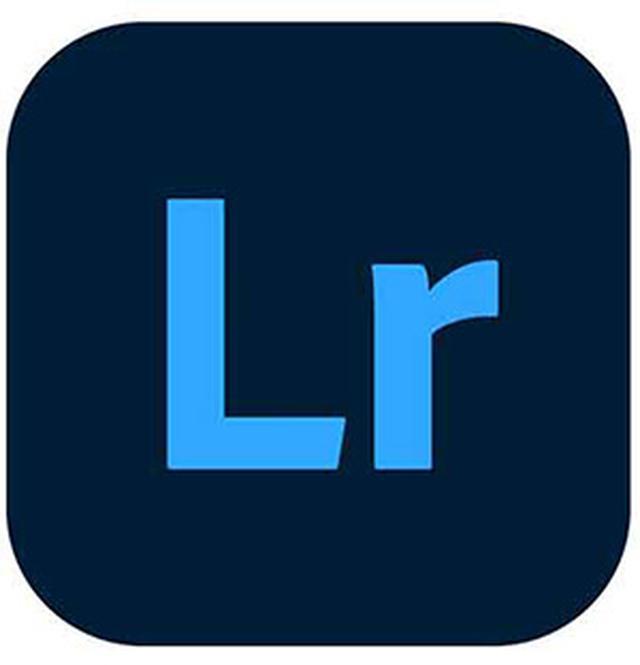 画像: Lightroom iPad版