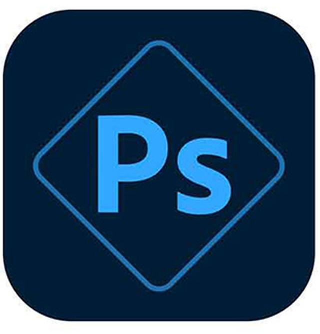 画像: Photoshop Express