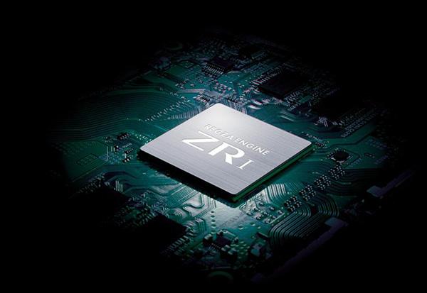 画像: 新開発の「レグザエンジンZR I」