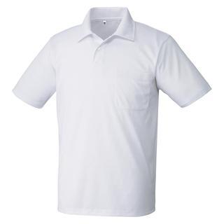 画像: 【ワークマン】1枚は持っておきたいシンプル夏用シャツ「吸汗速乾ハニカム半袖ポロシャツ」購入レビュー!