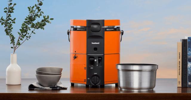画像: カセットガス炊飯器 HAN-go | 岩谷産業株式会社
