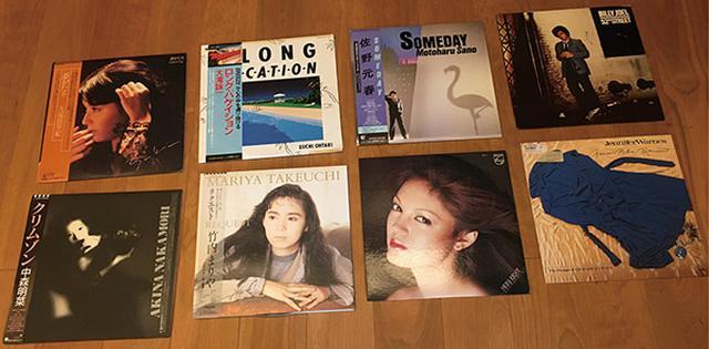 画像: レコードライブラリーはシティ・ポップ中心だが、そこから少し外れた久保田早紀や、洋楽ではジェニファー・ウォーンズなど、声に特徴がある女性ボーカルも好みだった。
