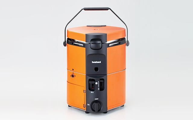 画像: 家庭で、アウトドアで、防災用にも! 直火炊きでご飯をふっくらと炊き上げるカセットガス炊飯器