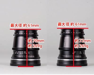画像1: 約250gでΦ56×57.5mmはポケットサイズ