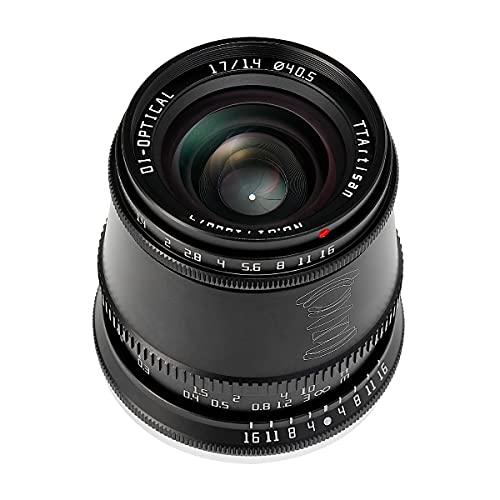 画像: 【レビュー】安くて、明るくて、よく写る、しかもコンパクトな 「銘匠光学 TTArtisan 17mm f/1.4 C ASPH」 実写チャート評価