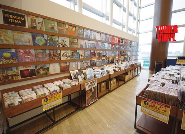 画像1: 大手CD店ならレコード専門コーナーがあるはず