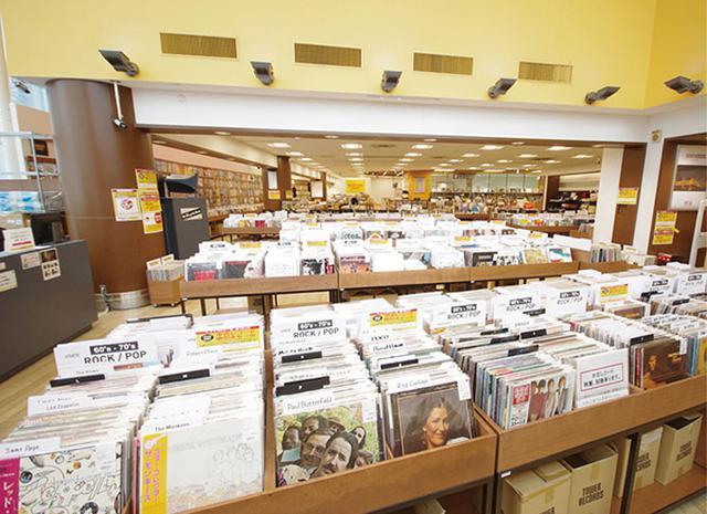 画像2: 大手CD店ならレコード専門コーナーがあるはず