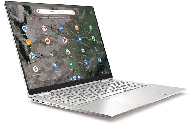 画像3: 2in1タイプ HP 「Chromebook x360」