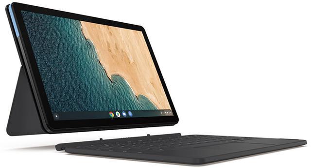 画像: 2in1タイプ レノボ 「IdeaPad Duet Chromebook」
