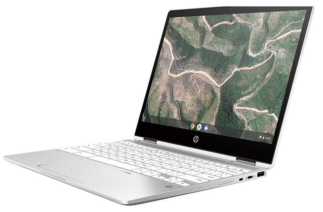 画像1: 2in1タイプ HP 「Chromebook x360」