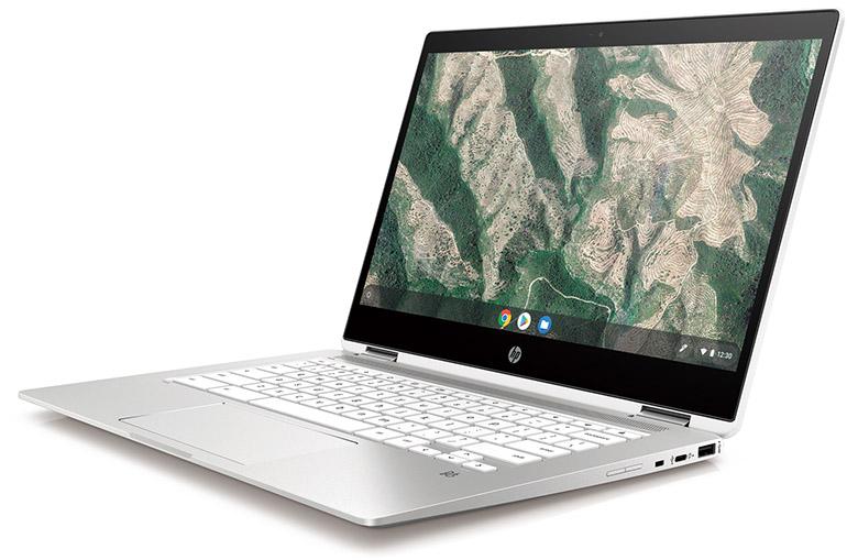 画像2: 2in1タイプ HP 「Chromebook x360」