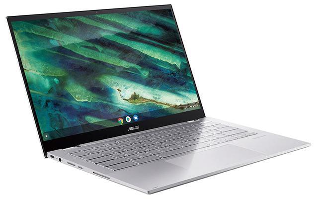 画像: 2in1タイプ ASUS 「Chromebook Flip C436FA」
