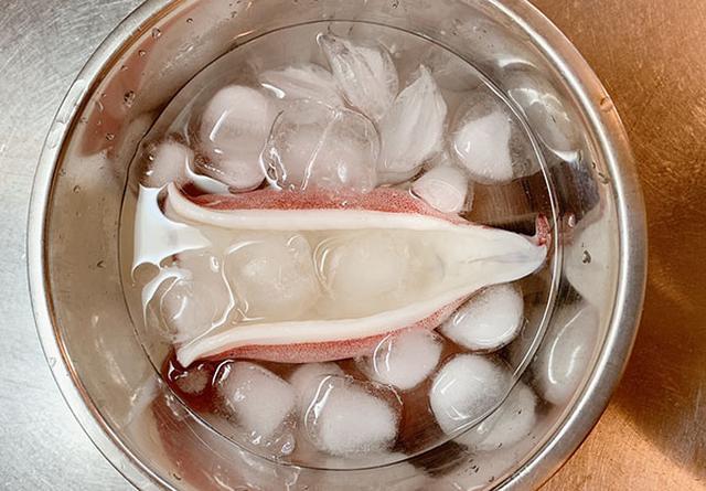 画像: このまま生姜醤油で食べてしまいたい。