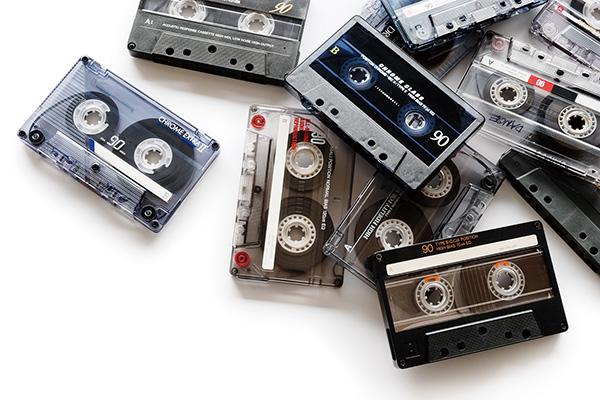 画像: 昔のカセットが捨てられない、という人も多いはず。今聴けば、新たな発見があるかも。