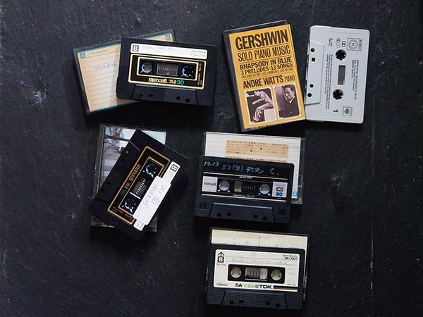 画像: ミュージックカセットも購入したが、とにかく毎日のようにエアチェックにいそしんだ。