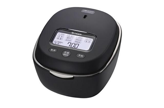 画像: 土鍋圧力IHジャー炊飯器〈炊きたて〉土鍋ご泡火炊きJPL-G100 www.tiger.jp