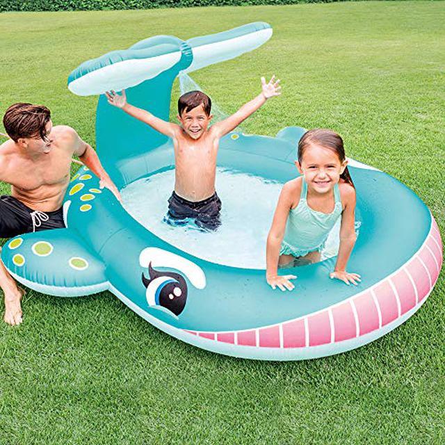 画像7: 【家庭用プールおすすめ7選】子供向けの小型タイプから大人も楽しめる大型ビニールプールまでシーン・目的別に厳選