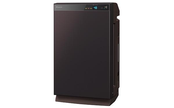 画像: ◯除湿能力(50Hz/60Hz)/8.0L/9.0L ◯空気清浄の適用床面積の目安/~32畳(~52㎡) ◯サイズ/幅415㎜×高さ690㎜×奥行き360㎜ ◯重量/23kg