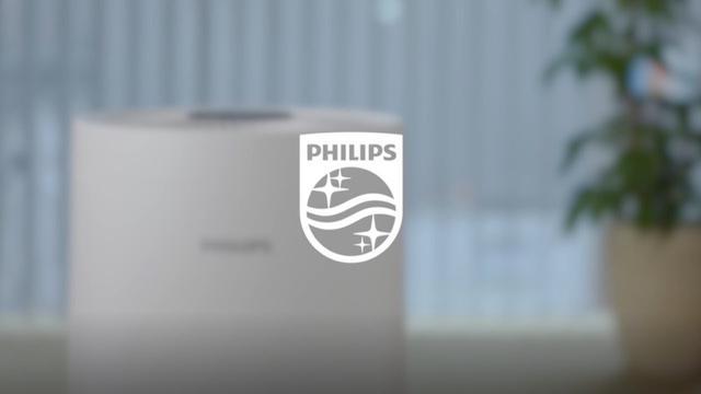 画像: Philips UV-C 室内空気殺菌器 youtu.be