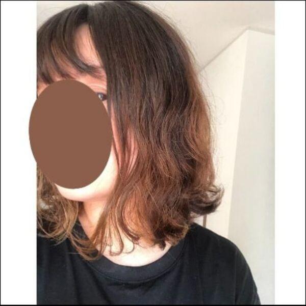 画像: 1000円カットで切ってもらったばかりの髪です