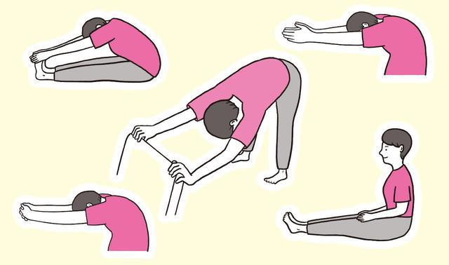 画像: 【ファシアをほぐす】バックラインストレッチのやり方 腰痛、首こり、肩こりを改善 - 特選街web