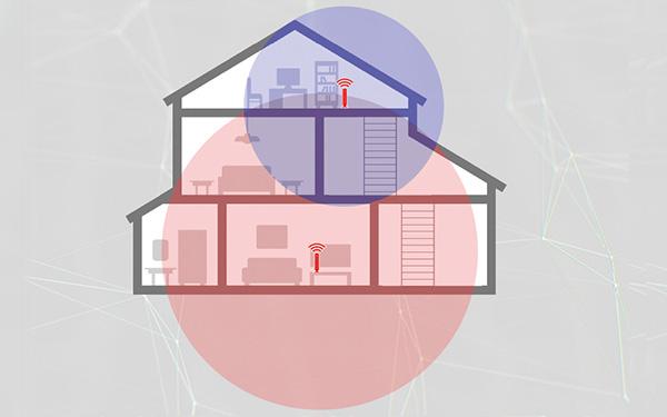 画像1: バッファローがWi-Fi6全製品をEasyMesh対応に!メーカー間の互換性を持ったメッシュWi-Fiで家中でつながりやすく