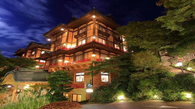 画像: 富士屋ホテル