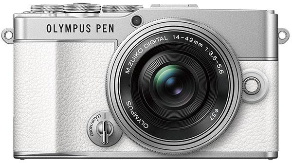 画像: OLYMPUS PEN E-P7(ホワイト)
