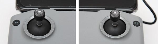 画像: コントロールスティックは「モード2」が標準