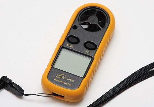 画像5: セッティング 2 予備のバッテリーやプロペラ、フード、風速計なども準備しよう