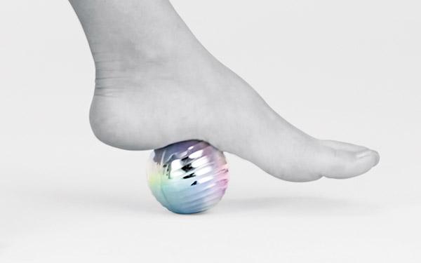 画像2: ⑩アテックス  ルルドスタイル「EMSボール」
