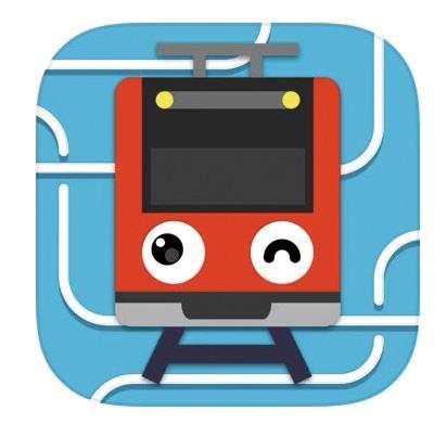 画像1: 【鉄道・電車アプリのおすすめ】シミュレータやクイズまで鉄道趣味を深く極めるアプリ3選