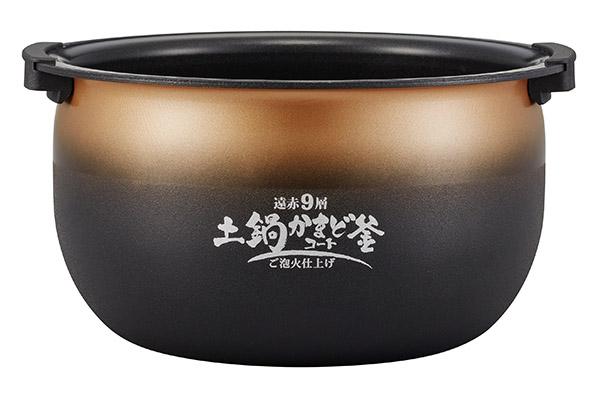 画像2: タイガー魔法瓶 炊きたて ご泡火炊き JPI-G100/G180