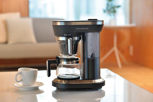 画像3: 山本電気 YAMAMOTO コーヒーメ-カー YS0005BK