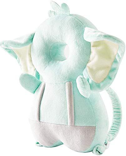 画像3: 【赤ちゃん用ヘッドガード】転んでも頭を守ってくれる   ヘルメットタイプとリュックタイプを試してみた
