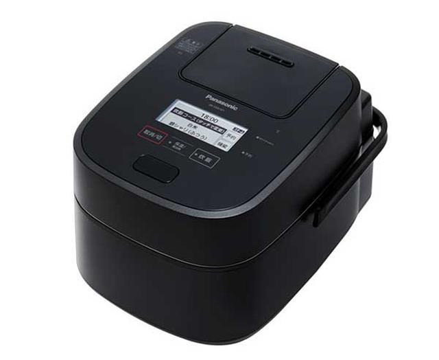 画像: スチーム&可変圧力IHジャー炊飯器 SR-VSX101 panasonic.jp