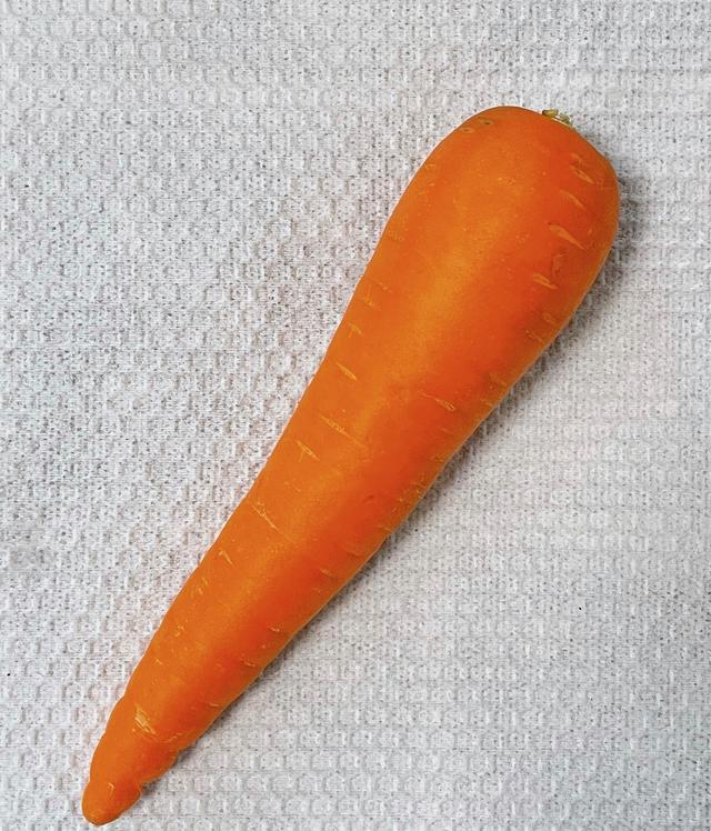 画像: 緑黄色野菜の代表格、にんじん。